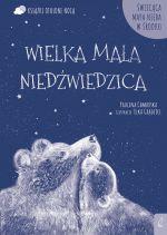 """Okładka książki pt. """"Otulone nocą. Wielka Mała Niedźwiedzica"""""""