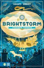 """Okładka książki pt. """"Brightstorm. Podniebna wyprawa"""""""