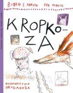 "Okładka książki pt. ""Kropkoza"""