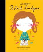 """Okładka książki pt. """"Mali WIELCY. Astrid Lindgren"""""""