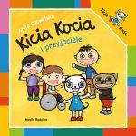 """Okładka książki pt. """"Kicia Kocia i przyjaciele"""""""