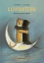 "Okładka książki pt. ""Leopantera : historia pewnej miłości"""