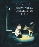 """Okładka książki pt. """"Opowiastka ostaruszku ipsie"""""""