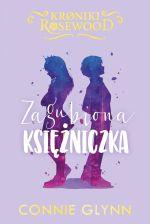 """Okładka książki pt. """"Zagubiona księżniczka"""""""