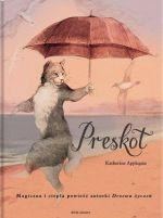 "Okładka książki pt. ""Preskot"""