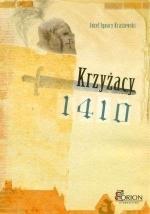 Okładka książki: Krzyżacy 1410