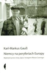 Okładka książki: Niemcy na peryferiach Europy