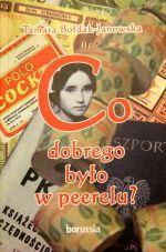 Okładka książki: Co dobrego było w peerelu?