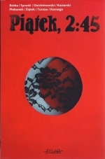 Okładka książki: Piątek, 2:45