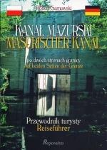 Okładka książki: Kanał Mazurski