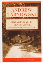 Okładka książki: Rdzawe szable, blade kości...