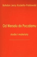 Okładka książki: Od Wersalu do Poczdamu