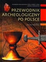 Okładka książki: Przewodnik archeologiczny po Polsce