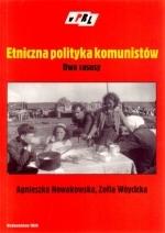 Okładka książki: Etniczna polityka komunistów