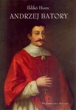 Okładka książki: Andrzej Batory