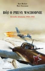Okładka książki: Bój o Prusy Wschodnie