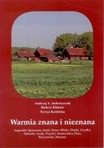 Okładka książki: Warmia znana i nieznana