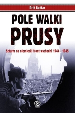 Okładka książki: Pole walki Prusy