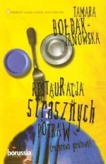 Okładka książki: Restauracja strasznych potraw