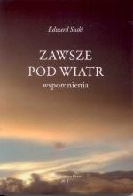 Okładka książki: Zawsze pod wiatr