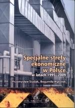 Okładka książki: Specjalne strefy ekonomiczne w Polsce