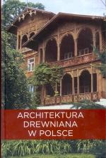 Okładka książki: Architektura drewniana w Polsce