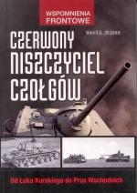Okładka książki: Czerwony niszczyciel czołgów