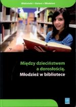 Okładka książki: Między dzieciństwem a dorosłością