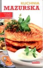 Okładka książki: Kuchnia mazurska