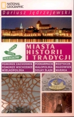 Okładka książki: Miasta historii i tradycji