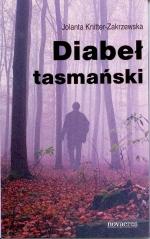 Okładka książki: Diabeł tasmański