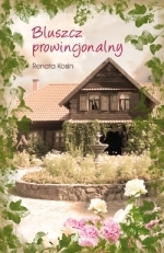 Okładka książki: Bluszcz prowincjonalny