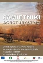 Okładka książki: Pamiętniki agroturystyki