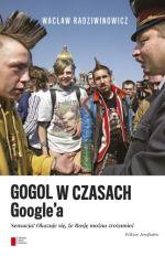 Okładka książki: Gogol w czasach Google'a