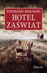 Okładka książki: Hotel Zaświat