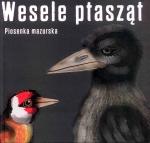 Okładka książki: Wesele ptasząt