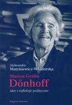 Okładka książki: Marion Gräfin Dönhoff