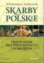 Okładka książki: Skarby polskie