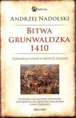 Okładka książki: Bitwa grunwaldzka 1410