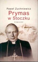 Okładka książki: Prymas w Stoczku