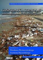 Okładka książki: Gospodarka odpadami