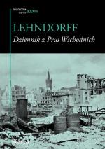 Okładka książki: Dziennik z Prus Wschodnich