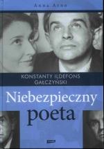 Okładka książki: Niebezpieczny poeta