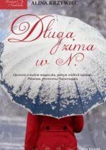 Okładka książki: Długa zima w N.