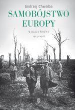 Okładka książki: Samobójstwo Europy