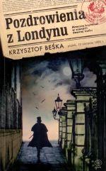 Okładka książki: Pozdrowienia z Londynu