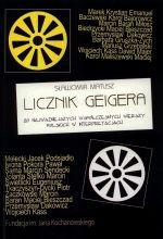 Okładka książki: Licznik Geigera