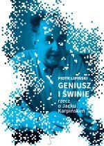 Okładka książki: Geniusz i świnie