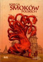 Okładka książki: Księga smoków polskich