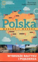 Okładka książki: Polska wzdłuż i wszerz